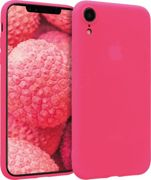 KW 4591877 - TPU Case per la Apple iPhone XR (6.1'') Neon Pink