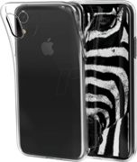 KW 4591903 - Custodia in TPU trasparente per Apple iPhone XR (6,1'')