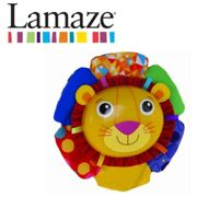 Lamaze Cot Soother Logan the Lion LC27159