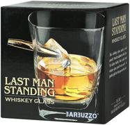 Last Man Standing Whiskey Glas Bicchiere - trasparente onesize