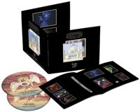 Led Zeppelin The song remains the same CD - multicolored onesize