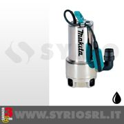 MAKITA PF1110 POMPA AD IMMERSIONE ACQUE SCURE