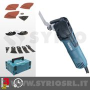 MAKITA UTENSILE MULTIFUNZIONE 320W + ACCESSORI - TM3010CX3J