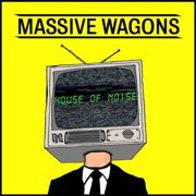 Massive Wagons House of noise CD - multicolored onesize