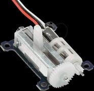 MASTER DS15L - Micro Servo DS15, links