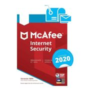 McAfee Internet Security 2021 1 Device PC mac android ios 1 Anno Licenza ESD
