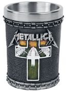 Metallica Master Of Puppets Bicchierino - multicolore - Merchandise ufficiale onesize