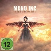 Mono Inc. The book of fire CD - multicolored onesize
