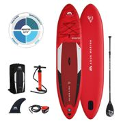 MONSTER 2021 | Stand Up Paddle Board - Fitness Rosso