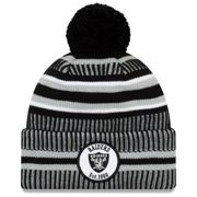 Oakland Raiders New Era 2019 NFL Official On-Field Sideline Cold Weather Home Sport 1960 cappello invernale