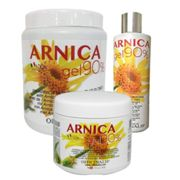 Officinalis Arnica gel 90% 250/ 500/ 1000ml antinfiammatorio per cavalli - Formato: 250 ml