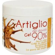 Officinalis Artiglio del diavolo gel 90% 250/ 500/ 1000ml antinfiammatorio per cavalli - Formato: 500 ml