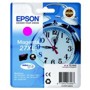 Originale Epson WorkForce WF-3620 WF Cartuccia d'inchiostro (27XL / C 13 T 27134012) magenta, 1.100 pagine, 2,12 cent per pagina, Contenuto: 10 ml