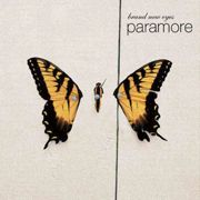 Paramore Streetwear new eyes CD - multicolored onesize