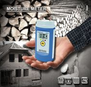 PEAKTECH 5200 - Wood and material moisture meter