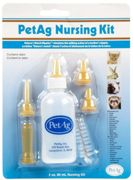 PetAg Nursing Kit per Allattamento Artificiale