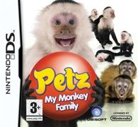 Petz: My Monkey Family