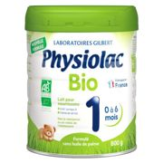 Physiolac Bio latte 1 ° età 800g