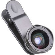 Pictar Smart Lens Wide Angle 16mm / Macro One Size Black