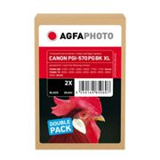 PIXMA MG5750 Agfa Photo Multipack nero Originale APCPGI570XLBDUOD