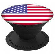 Popsockets Grip Stand Holder One Size American Flag
