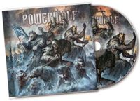 Powerwolf Best of the blessed CD - multicolored onesize