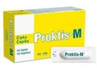 PROKTIS-M SUPPOSTE 10PZ 2G - DISPOSITIVO MEDICO