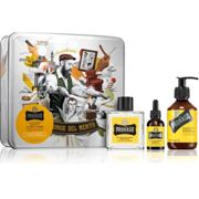 Kit da Barba Wood and Spice Det. 200ml+Balsamo100ml+Olio30mlPRORASO