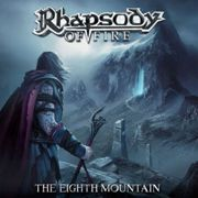 Rhapsody Of Fire The eighth mountain CD - multicolored onesize