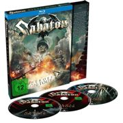 Sabaton Heroes On Tour Blu-Ray - multicolored onesize