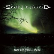 Sentenced North from here CD - multicolored onesize