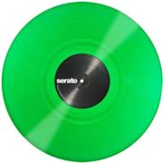 "Serato Performance Scratch Vinyl 2x12"" verde"