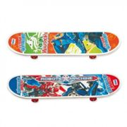 SKATEBOARD LEGNO DIM. 78X20 CM COLORI ASSORTITI RONCHI SUPERTOYS