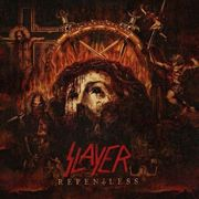 Slayer Repentless CD - multicolored onesize