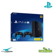 Sony PlayStation 4 (PS4) Pro 1TB + 2 Controller