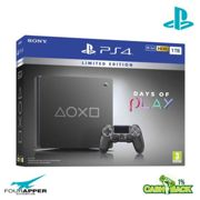 Sony PlayStation 4 (PS4) Slim 1TB Days of Play Limited Edition
