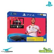 Sony PlayStation 4 (PS4) Slim 1TB + FIFA 20 + PS plus voucher