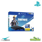 Sony PlayStation 4 (PS4) Slim 500GB Fortnite Neo Versa Bundle