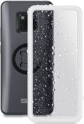 SP Connect - Weather Cover Huawei Mate 20 Pro clear /nero