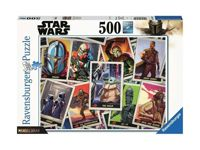 Star Wars The Mandalorian Jigsaw Puzzle The Bambino (500 Pieces) Ravensburger