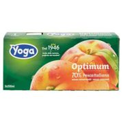 Succo Pesca Optimum YOGA 3x200ml