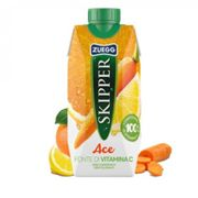 Succo Skipper - gusto ACE - Zuegg - brick 330 ml