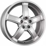 Tec Speed As1 7.0x16 Silver