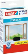 TESA 55672 AN - tesa® Insect Stop, window, 1.30 m x 1.50 m, anthracite