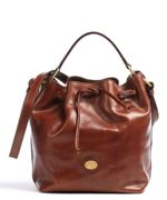 The Bridge Story Donna Borsa tote Pelle 24 cm marrone