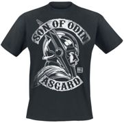 Thor - Ragnarok - Son Of Odin - T-Shirt - Uomo - nero 3XL