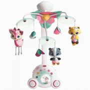 Giostrina Lettino Tiny Love Soothe'n Groove Mobile Tiny Princess Tales da 0 - 18 mesi