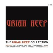 Uriah Heep The Uriah Heep collection CD - multicolored onesize