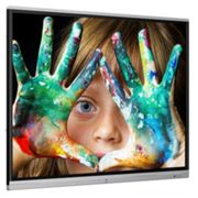 V7 Imaginepanel 86´´ Uhd Ifp Android 8.0 System Touch One Size Black