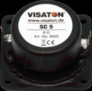 VIS SC 5-8 - Tweeter SC 5, 60 W, 8 Ohm